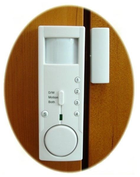 l alarme de porte blog inter assistance alarmatix. Black Bedroom Furniture Sets. Home Design Ideas